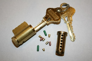 Re-Keying and having your locks changed