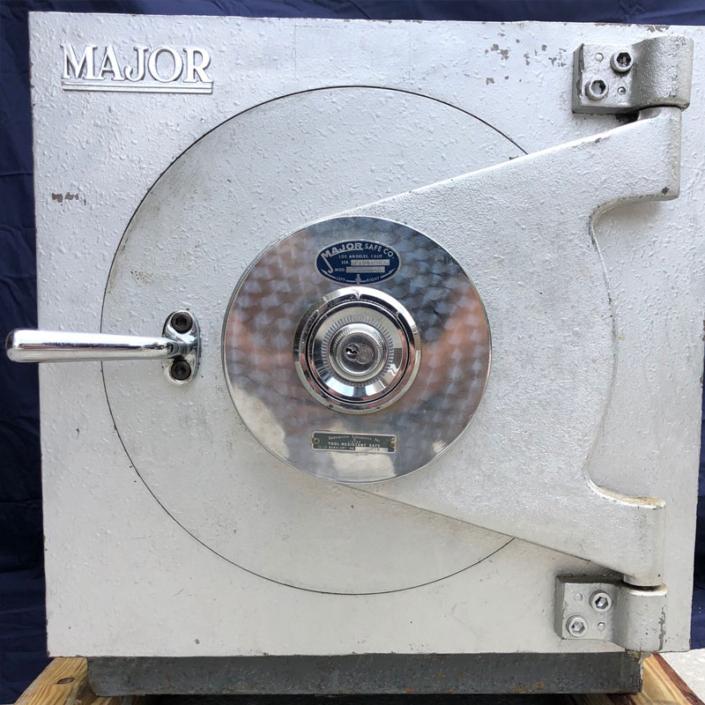 Major UL TL-15 Round Door